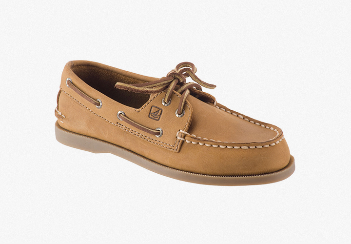 Топсайдеры (topsiders, boat shoes)