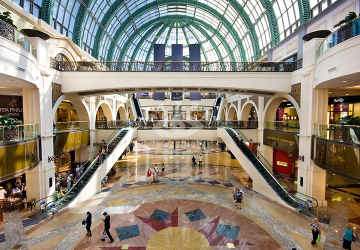 Mall of the Emirates, Дубай