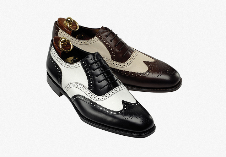 Спектатор (spectator oxfords)