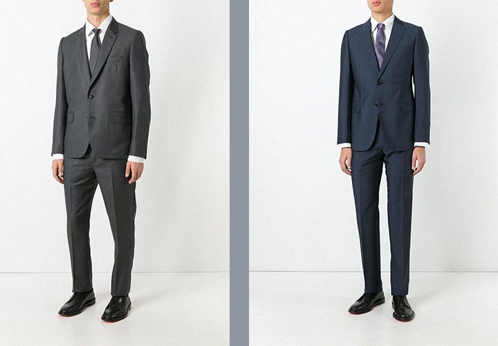 Мужской гид по стилю: формальные костюмы