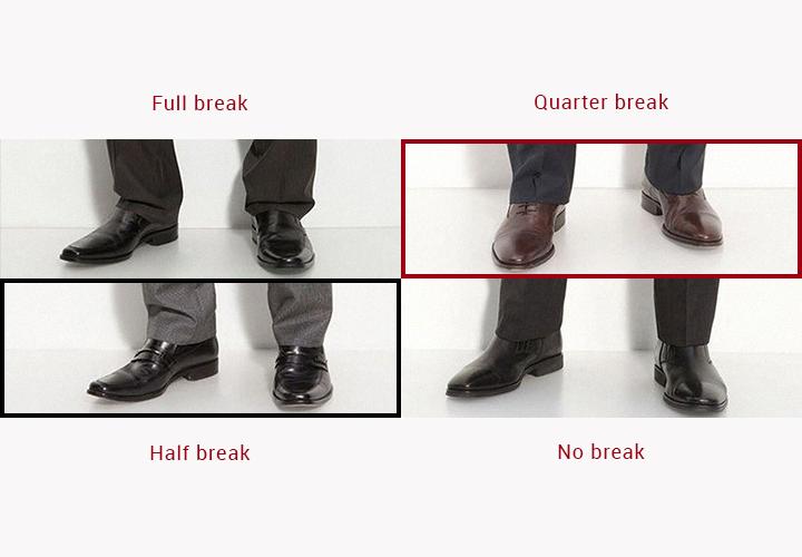 Мужской гид по стилю: как выбрать длину брюк