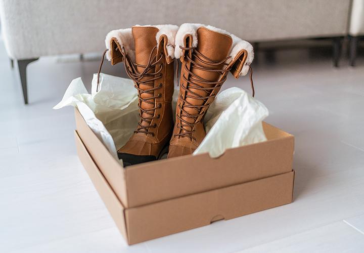 0978b7eaa Как правильно хранить зимнюю обувь