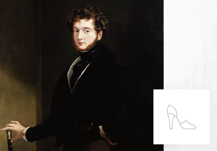 Граф Альфред Гийом д'Орсе (Alfred Guillaume Gabriel Grimod d'Orsay, comte d'Orsay)